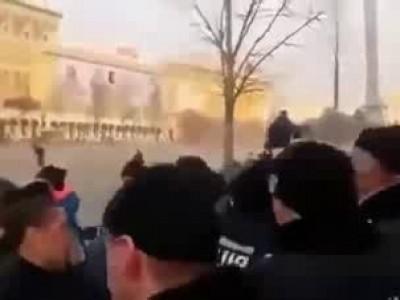 Задержание правого сектора в Харькове. 20 марта 2014