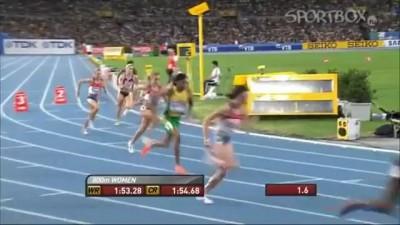 Золотой забег Марии Савиновой - ЧМ в Тэгу 2011