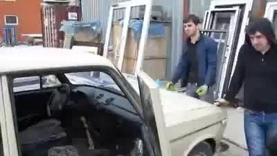 Даг продает машину