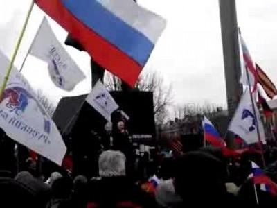 """Донецк передаёт """"привет"""" Шевчуку, Макаревичу и .."""