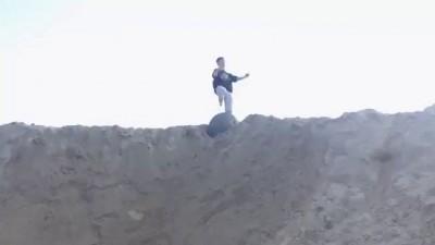 Ребята неплохо научились летать