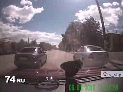 ДТП в Челябинске - сбили девочку