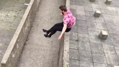 Фантастический прыжок