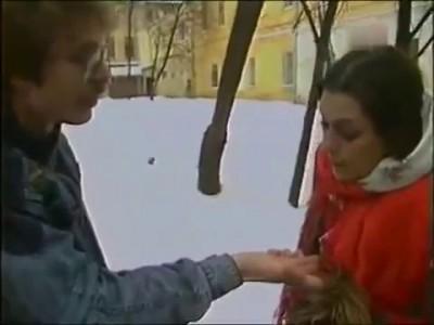 Социальная реклама в телешоу 50х50. 1990 год.