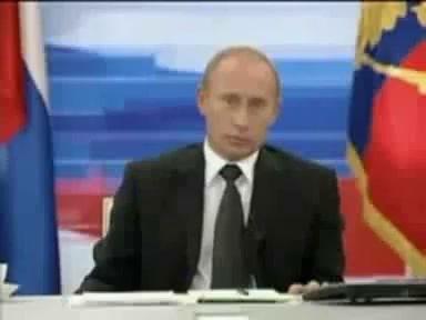 Путин: «Россия не для русских!»