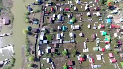 Новосибирск пос.Матвеевка наводнение 13.05.2015