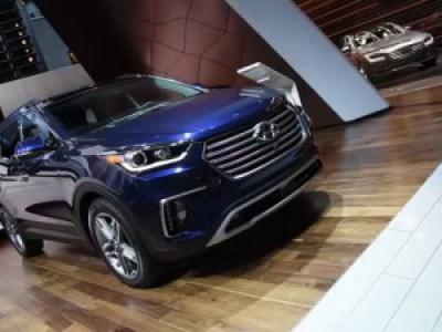 Hyundai Santa Fe 2017 Bewertung #santafe