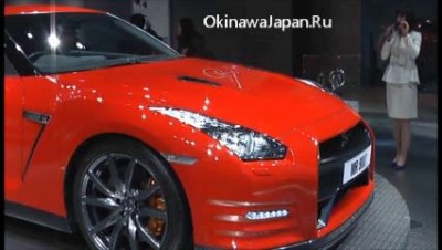 "NISSAN GT-R ""MR.BOLT"""
