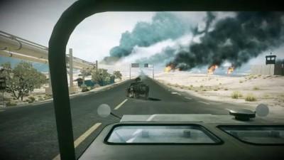 Ты кому сигналишь! - Battlefield 3
