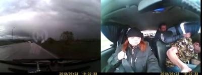 Не понравилась манера вождения видимо ...