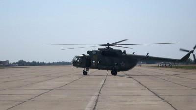 Ми-8МТБМ запуск