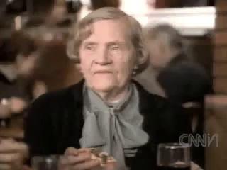 Горбачев в рекламе пиццы