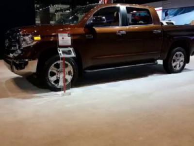 2017 Toyota Tundra Bewertung #tundra