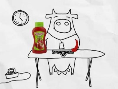 Valdorfo Ketchup: Cow