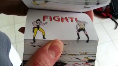 Mortal Kombat мультикнига