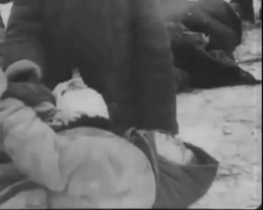 Кадры воздушных боёв Великой Отечественной. Ария 1100