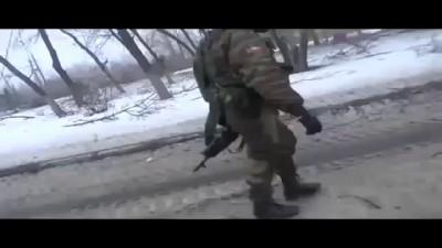 Гиви рассказывает о боях в Донецке Война на Украине