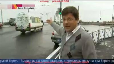 Открытие уникального второго вестибюля станции метро «Спортивная» в Петербурге