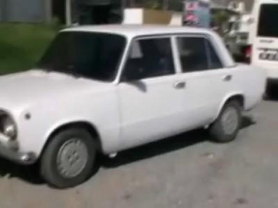 Автомобиль ВАЗ 2101 в Турции. Копейка за тысячи километров от Родины . TOFAŞ Murat 124