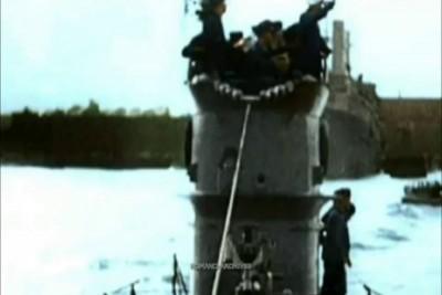Немецкие подводники в бою 1941-1942 гг