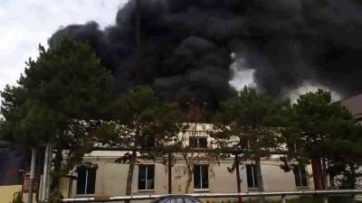Пожар 03.11.2015