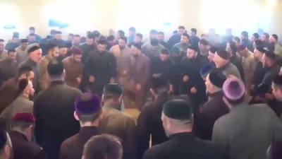 Islamic dance party