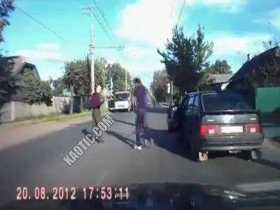 наказание пешехода