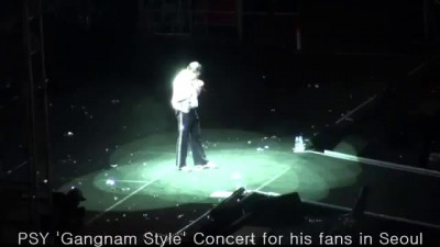 PSY Gangnam Style, 싸이 강남 스타일 OFFICIAL LIVE CONCERT, Seoul City Hall Korea Full HD