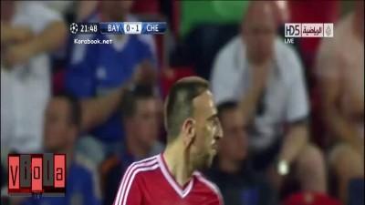 Невероятные сейвы Чеха в матче Бавария - Челси