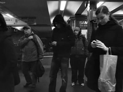 Однажды в метро. Иллюзия сна