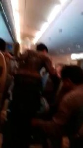 Singapore Airlines passengers rocked by EXTREME turbulence