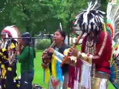 Индейцы на невских берегах. Часть 4 (2014)