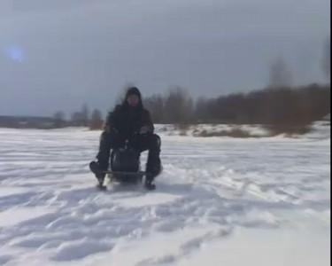 Мини-снегоход Бурлак, Емеля