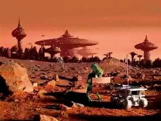 Hewlett Packard Commercial - Mars Mission