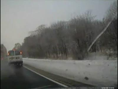 Авария на Highway 401