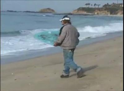Пьяный на сёрфе