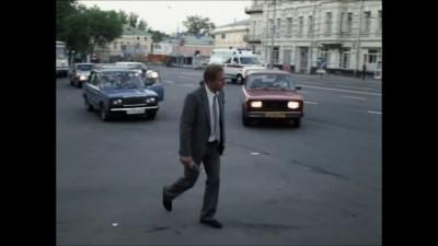 Москва, лихие 90-е...