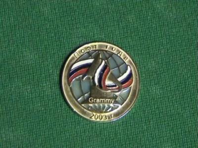 Вручение премии Грэмми.ру 2003 г. Константину Кедрову