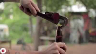 Как открыть пиво