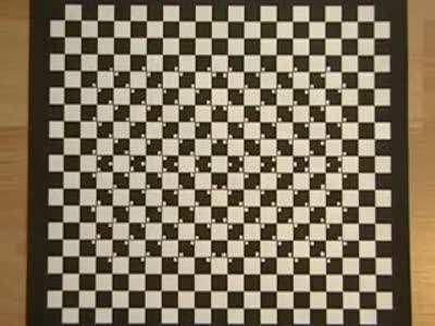 шахматы, ломающие глаза и мозг