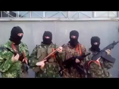 Славянск. Женщины ДНР обьявили войну Киеву (18.05.14)