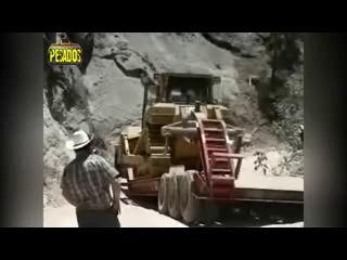 Прощелкали бульдозер