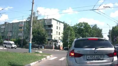 ДТП в Брянске