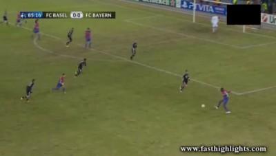 Базель  —  Бавария 1-0