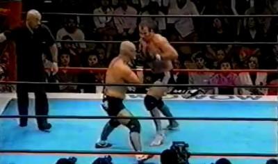 FeDOR EMEL'YANENKO vs Hiroya Takada