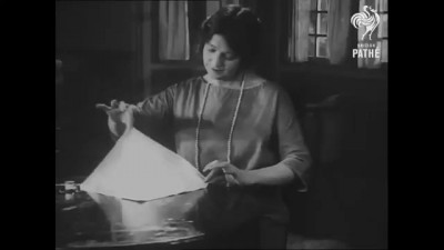 How to Make a Bra from Two Handkerchiefs, 1921