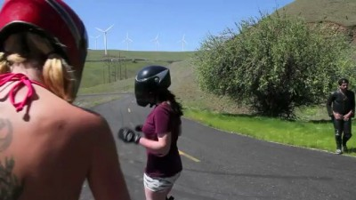 Downhill Babes Maryhill Freeride 2012