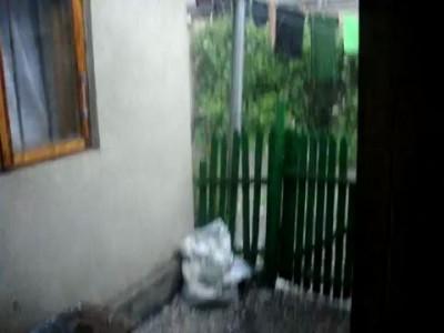 Дождь в Одессе 11 июля 2012г