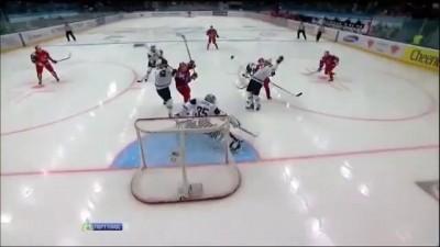 МЧМ-2013 США - Россия 1 - 2