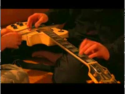 Pulp fiction on guitar